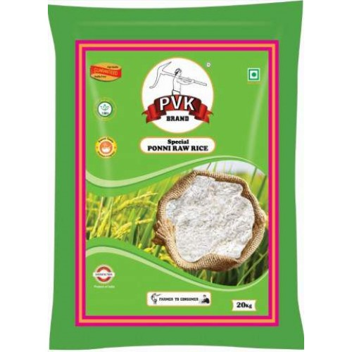 PVK RAW RICE SPECIAL 20KG