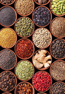 NUTS & SPICES
